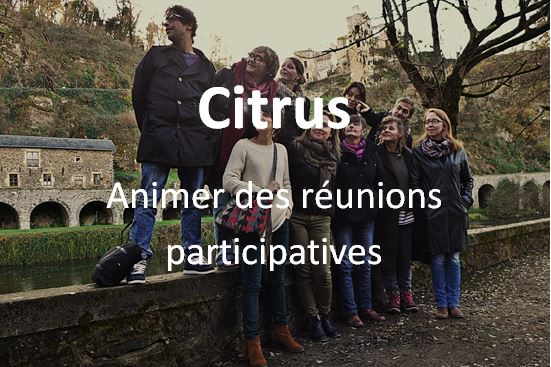 Citrus - Animer des réunions participatives