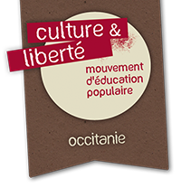 Culture et liberte Occitanie Logo 2017 association education populaire