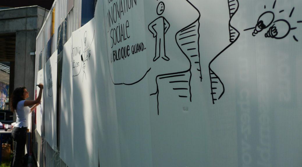 Économie sociale et solidaire, animation dynamique et participative