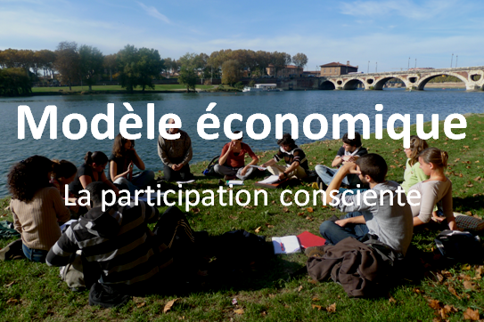 Modèle économique - Participation conciente