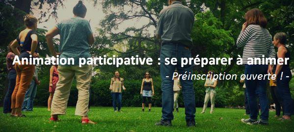 Animation participative