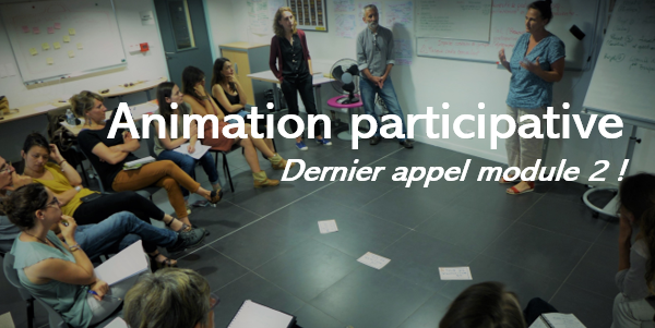 Animation participative